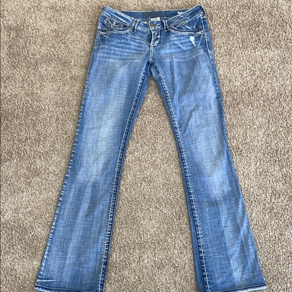 """SALE TODAY! Hydraulic """"almost boot"""" jeans"""